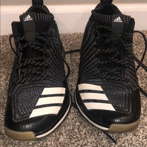 Adidas turf/running shoes